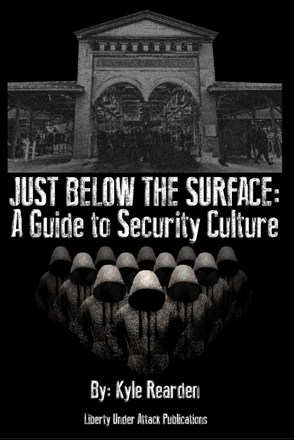 Just Below The Surface: A Guide to Security Culture