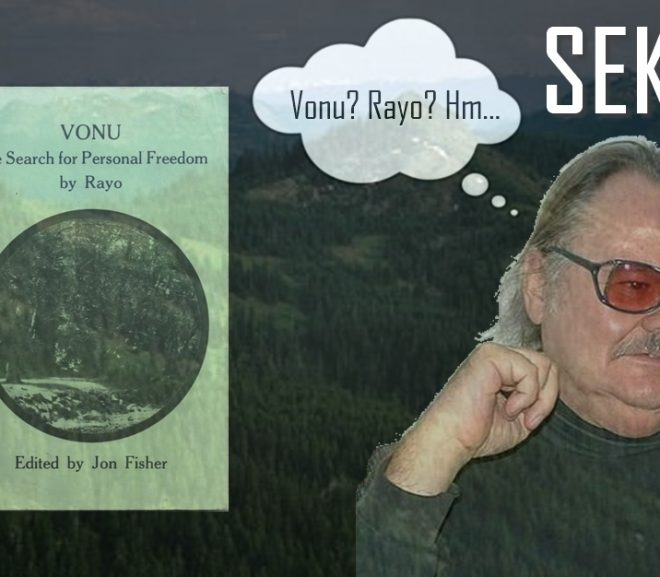 Samuel Konkin III's (SEK3) Writings Discussing Rayo and Vonu