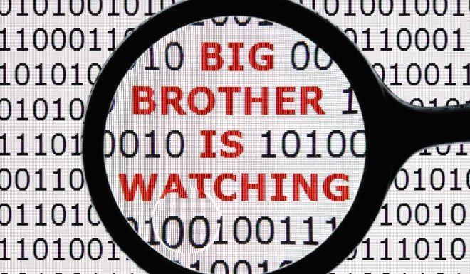 What is Big Brother Watching? by Rayo (VONULIFE, March 1973)