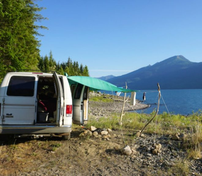 A Van Nomad In The Making…
