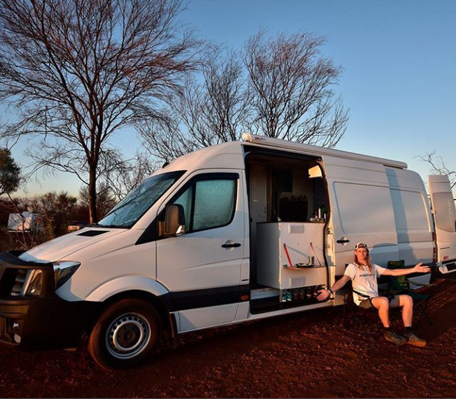 TVP Interviews #2: Van Nomadism In Australia (Karl and Jahla's Story)