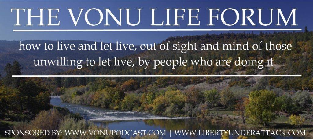 The Vonu Life Forum
