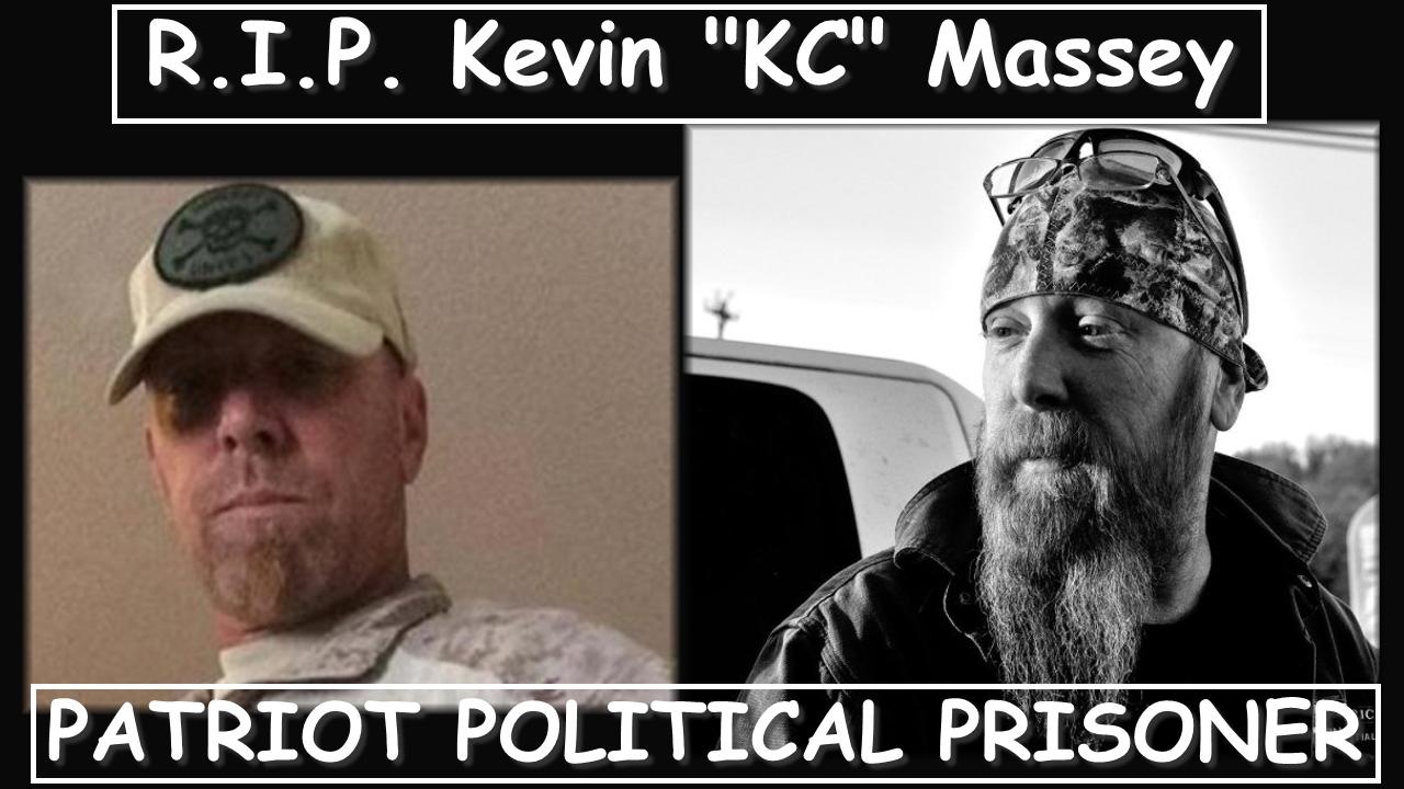 """R.I.P. Kevin """"KC"""" Massey: A Fallen Political Prisoner"""
