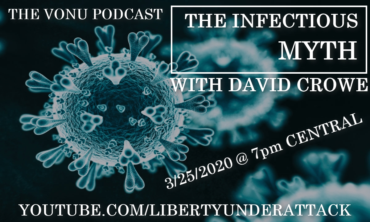 TVP Intermission #38: SARS, Coronavirus, and The Infectious Myth with David Crowe