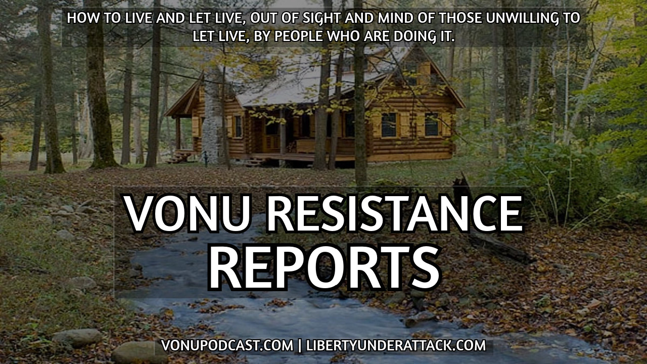 [VONU RESISTANCE REPORTS] I need your help.