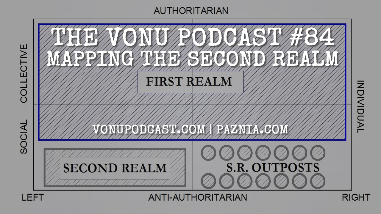 TVP #84 [THE SECOND REALM]: Mapping The Second Realm with JoeSal