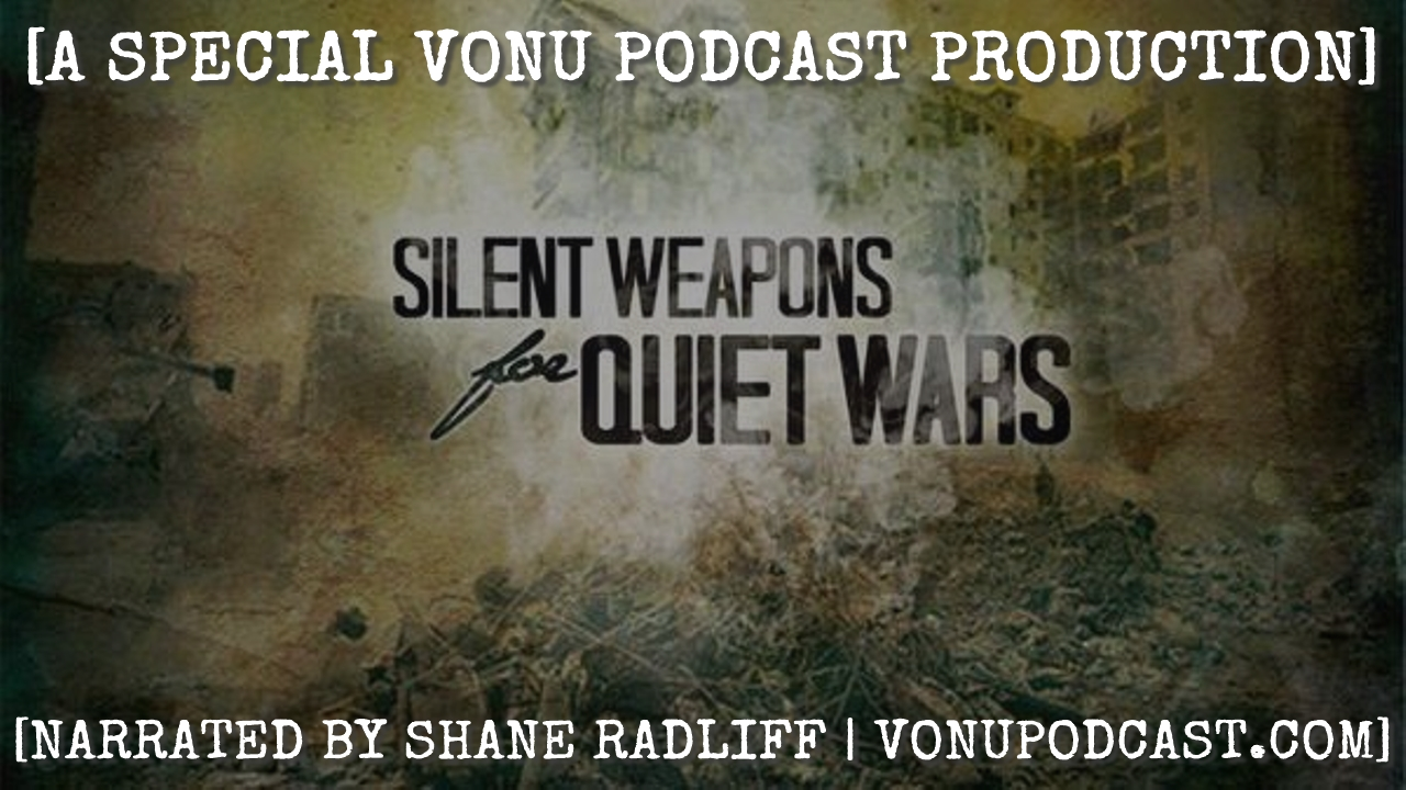 TVP #80: [The First Realm] Silent Weapons For Quiet Wars