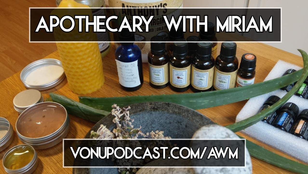 [APOTHECARY WITH MIRIAM #1]: Lilac-Infused Aloe