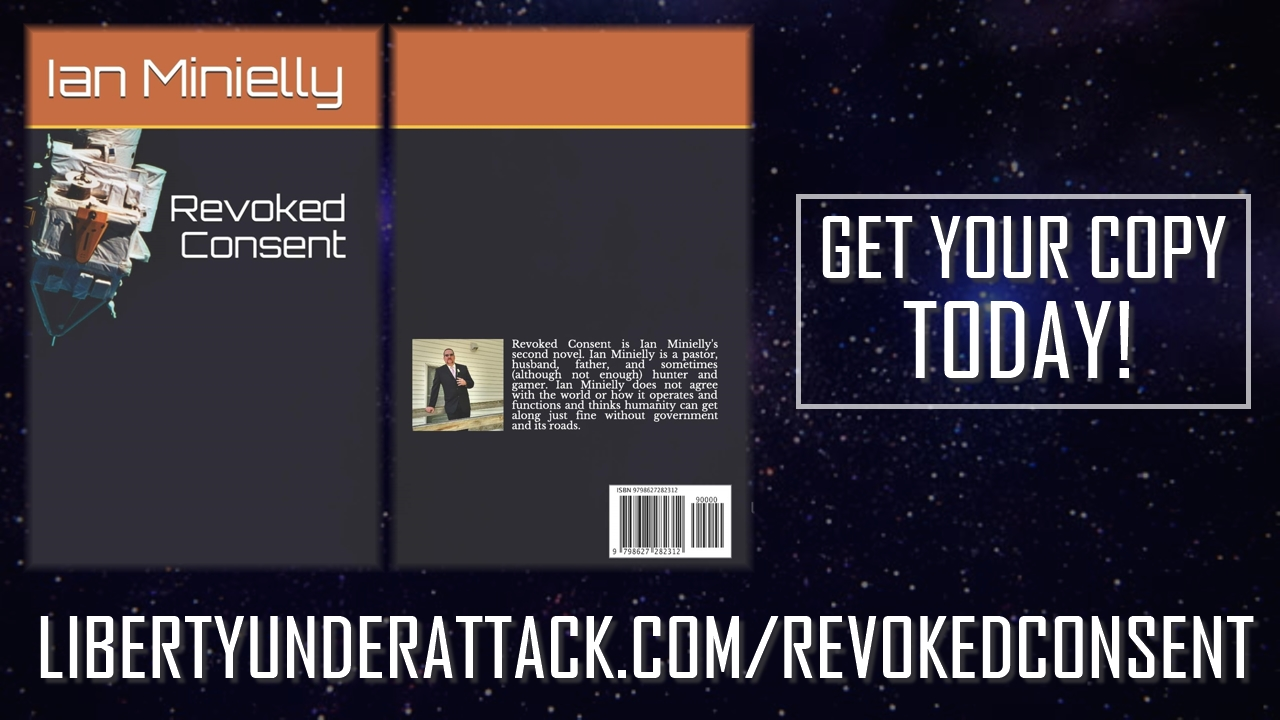 REVOKED CONSENT BY IAN MINIELLY [VONU-INSPIRED FICTION AVAILABLE NOW!]