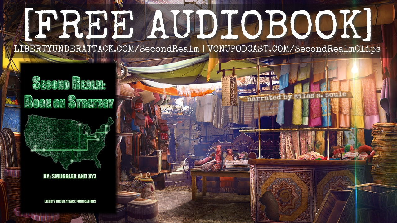 [FREE AUDIOBOOK] Second Realm: Book on Strategy By Smuggler & XYZ