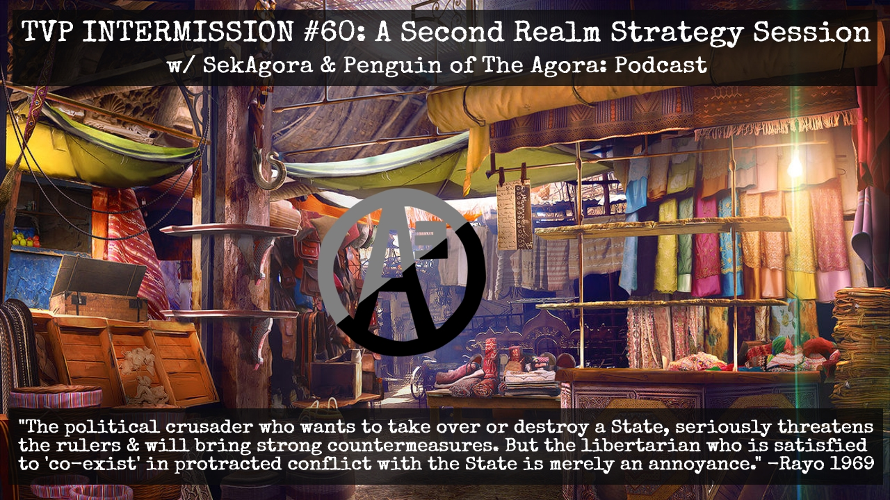 TVP Intermission #60: A Second Realm Strategy Session w/ SekAgora & Penguin of The Agora Podcast